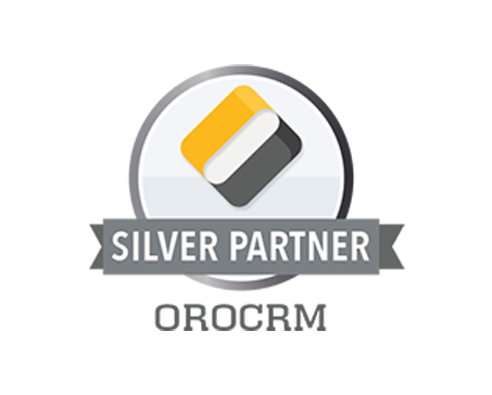 OroCRM Silver Partner